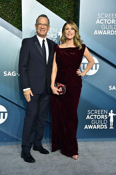 Multi Colored Purse「26th Annual Screen ActorsGuild Awards - Arrivals」:写真・画像(10)[壁紙.com]