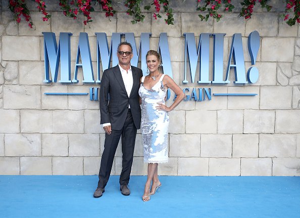 "Mamma Mia Here We Go Again「""Mamma Mia! Here We Go Again"" - UK Premiere - Red Carpet Arrivals」:写真・画像(10)[壁紙.com]"