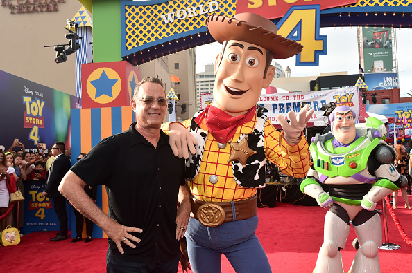 """Hollywood - California「The World Premiere Of Disney And Pixar's """"TOY STORY 4""""」:写真・画像(17)[壁紙.com]"""