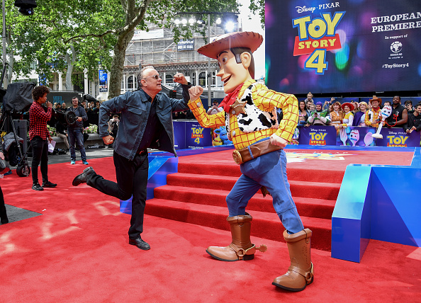 Pixar「Disney and Pixar's Toy Story 4 European Premiere」:写真・画像(10)[壁紙.com]