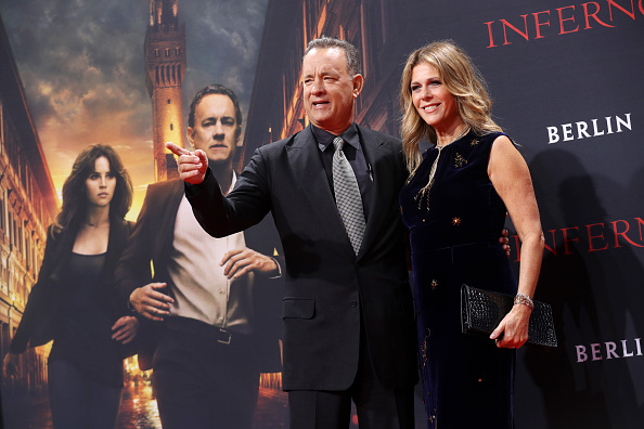 Wife「'INFERNO' German Premiere In Berlin」:写真・画像(17)[壁紙.com]