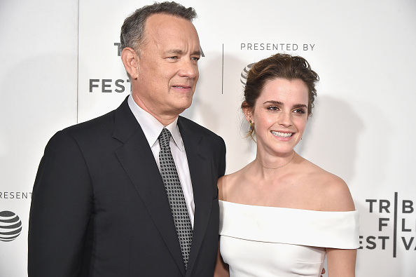 エマ・ワトソン「'The Circle' Premiere - 2017 Tribeca Film Festival」:写真・画像(4)[壁紙.com]