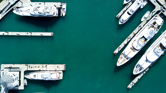 Pier「Aerial Vision, Drone capture Nassau Island The Bahamas」:スマホ壁紙(13)