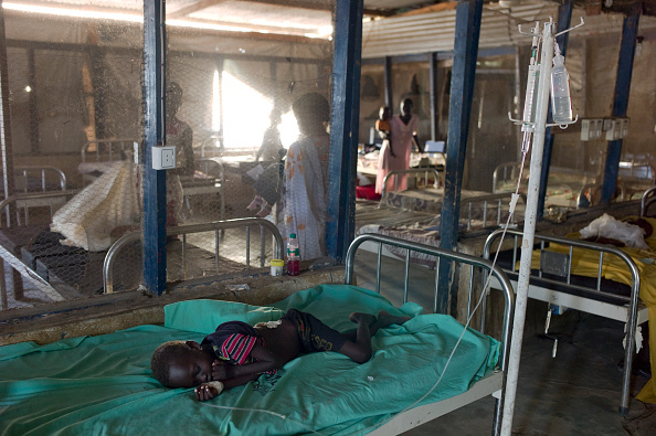 Netting「Red Cross Hospital In South Sudan」:写真・画像(6)[壁紙.com]