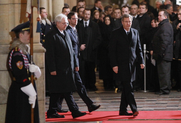 St Vitus's Cathedral「State Funeral Of Vaclav Havel」:写真・画像(19)[壁紙.com]