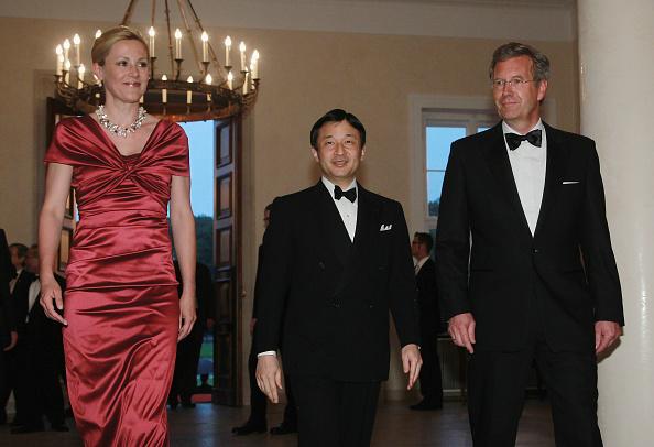 Japanese Royalty「Honorary Dinner For H.R.H. Crown Prince Of Japan」:写真・画像(10)[壁紙.com]