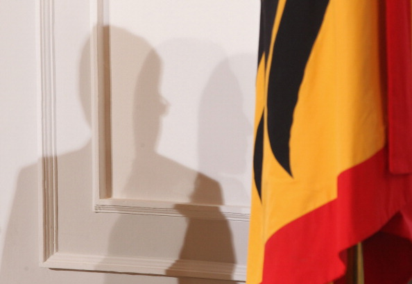 Shadow「Wulff Hosts New Year Reception For Citizens And Public Servants」:写真・画像(15)[壁紙.com]