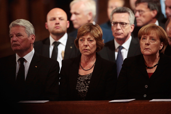 Johannes Simon「Bavaria Commemorates Shooting Spree Victims」:写真・画像(9)[壁紙.com]