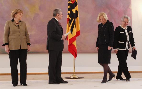 Vitality「Wanka Replaces Schavan As Education Minister」:写真・画像(17)[壁紙.com]