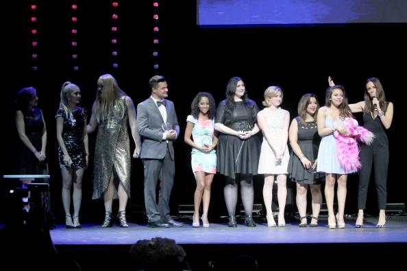 Catt Sadler「NYX FACE Awards 2014 Presented By NYX Cosmetics」:写真・画像(12)[壁紙.com]