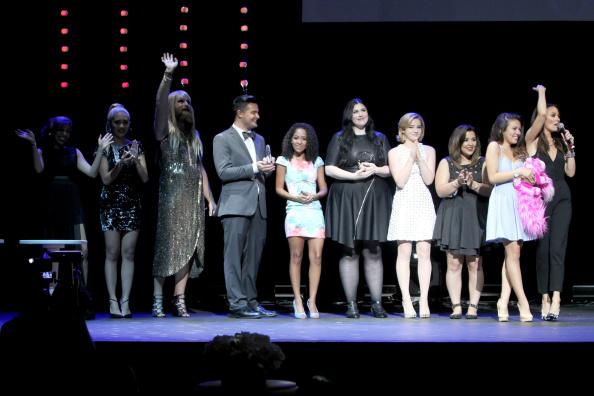 Catt Sadler「NYX FACE Awards 2014 Presented By NYX Cosmetics」:写真・画像(10)[壁紙.com]