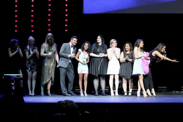 Catt Sadler「NYX FACE Awards 2014 Presented By NYX Cosmetics」:写真・画像(11)[壁紙.com]