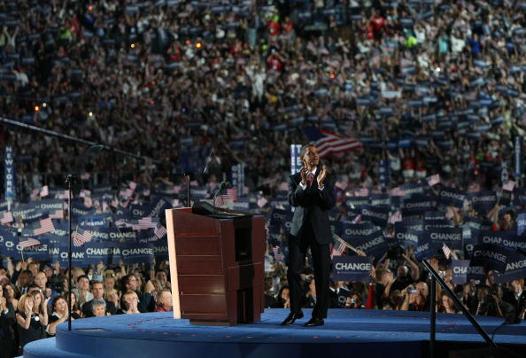 Stadium「2008 Democratic National Convention: Day 4」:写真・画像(0)[壁紙.com]