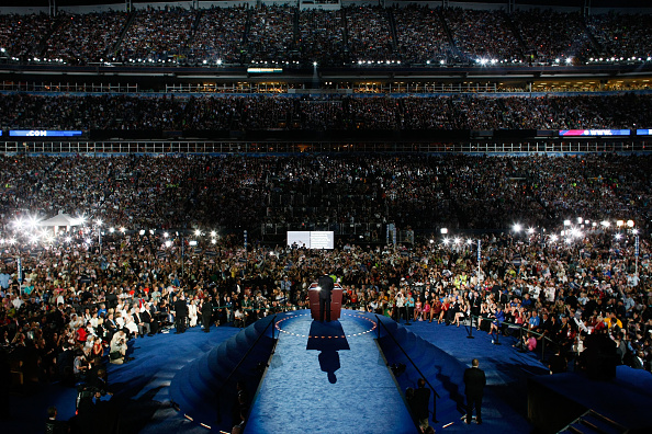 Democratic National Convention「2008 Democratic National Convention: Day 4」:写真・画像(11)[壁紙.com]