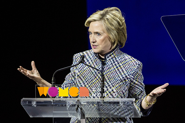 2016 United States Presidential Election「Women In World Summit Held In New York」:写真・画像(17)[壁紙.com]