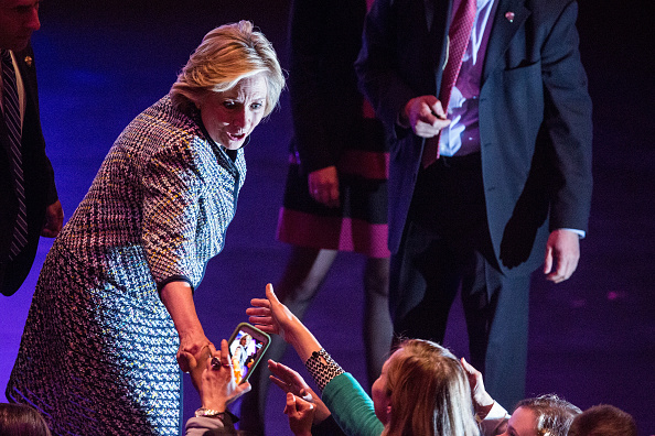 2016 United States Presidential Election「Women In World Summit Held In New York」:写真・画像(16)[壁紙.com]