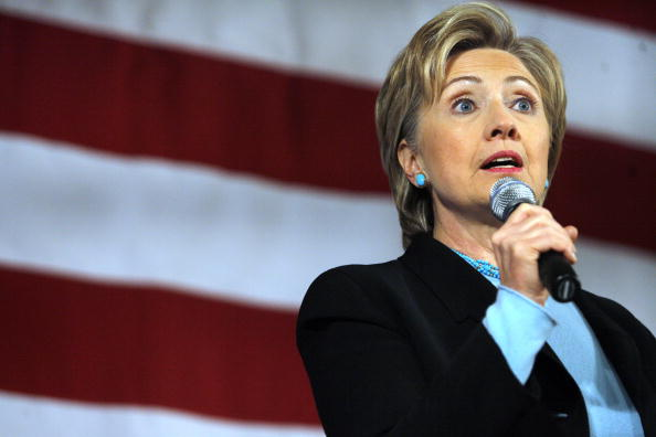 2007「Hillary Clinton Campaigns In Western Iowa」:写真・画像(4)[壁紙.com]