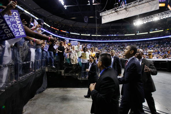 Florida - US State「Barack Obama Continues Campaign Swing Through Florida」:写真・画像(6)[壁紙.com]