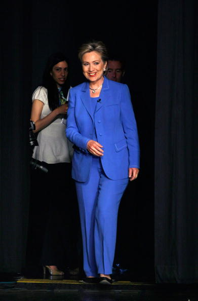 North Carolina - US State「Hillary Clinton Campaigns Ahead Of Indiana And North Carolina Primaries」:写真・画像(0)[壁紙.com]