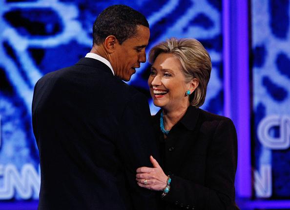 Super Tuesday「Democratic Presidential Candidates Debate In Los Angeles」:写真・画像(4)[壁紙.com]