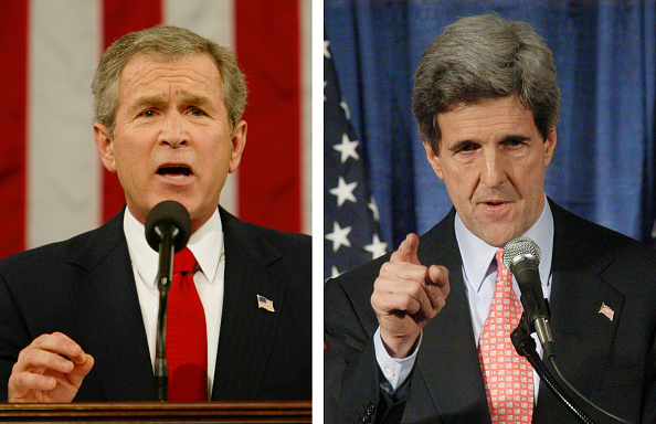 John Kerry「In Profile: 100 Years In US Presidential Races」:写真・画像(18)[壁紙.com]