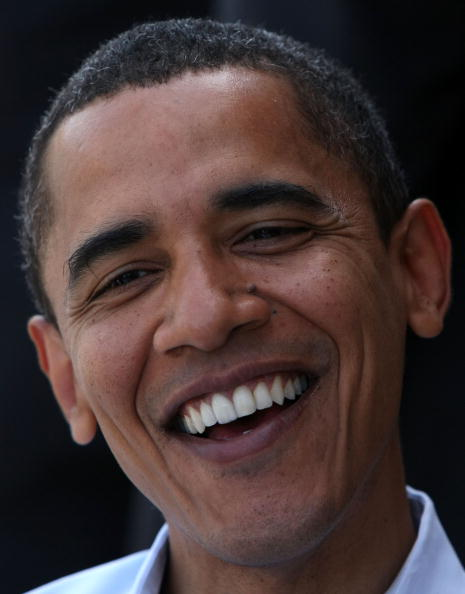 Oregon - US State「Barack Obama Campaigns Throughout Oregon Ahead Of State's Primary」:写真・画像(9)[壁紙.com]
