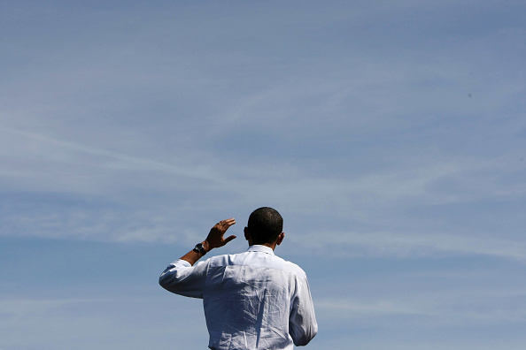 Oregon - US State「Barack Obama Campaigns Throughout Oregon Ahead Of State's Primary」:写真・画像(13)[壁紙.com]