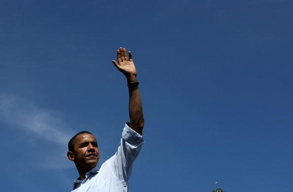 Oregon - US State「Barack Obama Campaigns Throughout Oregon Ahead Of State's Primary」:写真・画像(7)[壁紙.com]