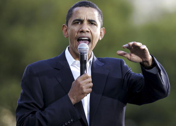 Adults Only「Barack Obama Holds Rally In Oakland」:写真・画像(12)[壁紙.com]