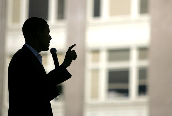 Adults Only「Barack Obama Holds Rally In Oakland」:写真・画像(11)[壁紙.com]