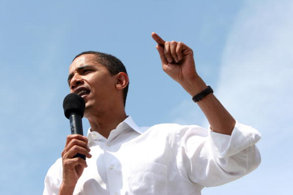 Hope - Concept「Barack Obama Holds Earth Day Rally In Iowa」:写真・画像(1)[壁紙.com]
