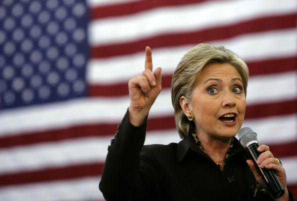 Super Tuesday「Clinton Holds Campaign Rally In Arlington, VA」:写真・画像(5)[壁紙.com]