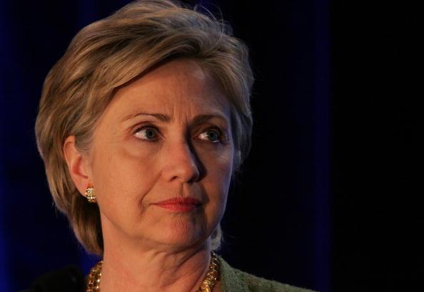 Justin Sullivan「Hillary Clinton Addresses Silicon Valley Leaders」:写真・画像(11)[壁紙.com]