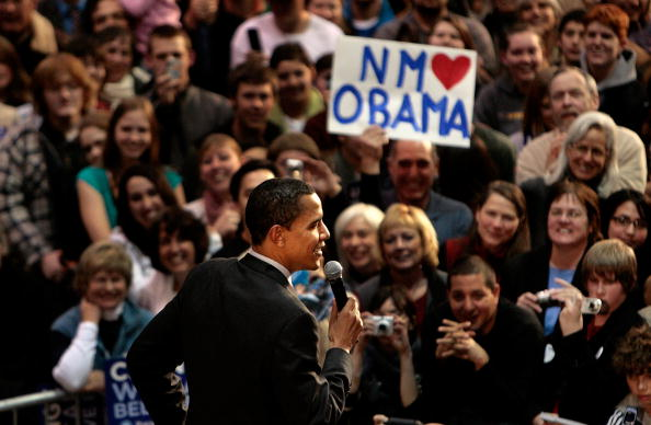 Super Tuesday「Barack Obama Campaigns Ahead Of Super Tuesday」:写真・画像(0)[壁紙.com]