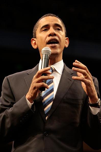 Super Tuesday「Barack Obama Campaigns Ahead Of Super Tuesday」:写真・画像(16)[壁紙.com]