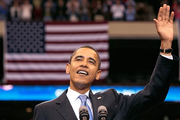 Gratitude「Obama Holds Final Primary Night Event In St. Paul」:写真・画像(19)[壁紙.com]