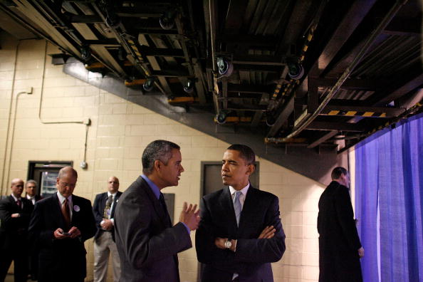 Super Tuesday「Barack Obama Campaigns Ahead Of Super Tuesday」:写真・画像(6)[壁紙.com]
