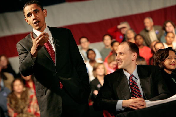 Advice「Barack Obama Campaigns Ahead Of Super Tuesday」:写真・画像(16)[壁紙.com]