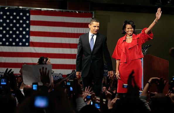 Super Tuesday「Obama Hosts Super Tuesday Night Event In Chicago」:写真・画像(14)[壁紙.com]
