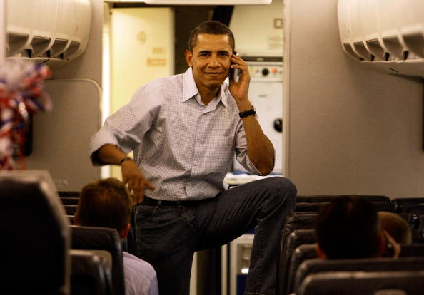 飛行機「Obama Returns To Washington After Primary Night」:写真・画像(14)[壁紙.com]