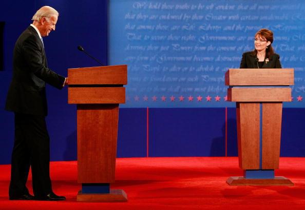 Missouri「Biden And Palin Square Off In Only Vice Presidential Debate」:写真・画像(18)[壁紙.com]