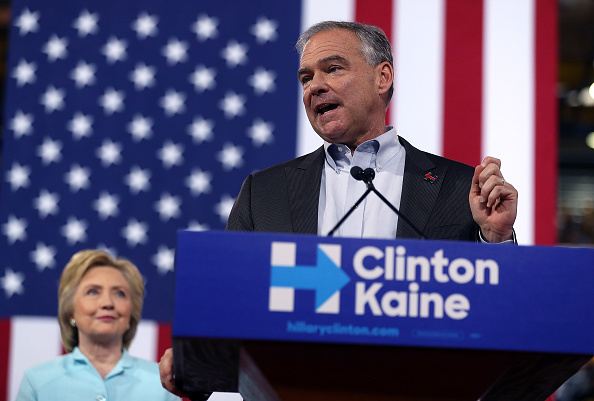 Florida - US State「Democratic Presidential Candidate Hillary Clinton Appears With Vice Presidential Pick Sen. Tim Kaine」:写真・画像(0)[壁紙.com]