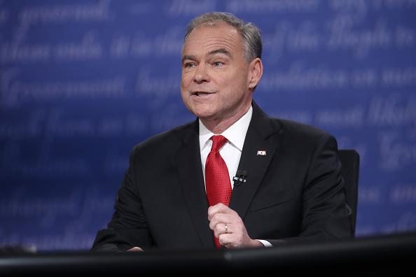 Timothy Kaine「Vice Presidential Debate Between Gov. Mike Pence And Sen. Tim Kaine」:写真・画像(0)[壁紙.com]