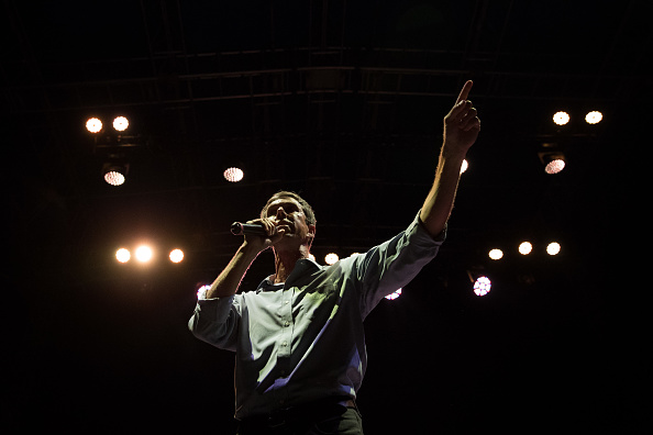 Houston - Texas「Democratic Senate Candidate Beto O'Rourke Campaigns In Houston」:写真・画像(5)[壁紙.com]