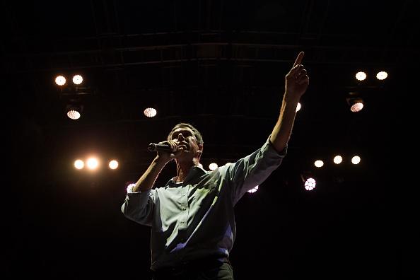 Houston - Texas「Democratic Senate Candidate Beto O'Rourke Campaigns In Houston」:写真・画像(19)[壁紙.com]