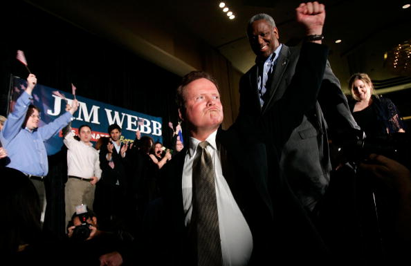 Public Speaker「Webb And Allen Face Off In Close Race For Senate Seat」:写真・画像(12)[壁紙.com]