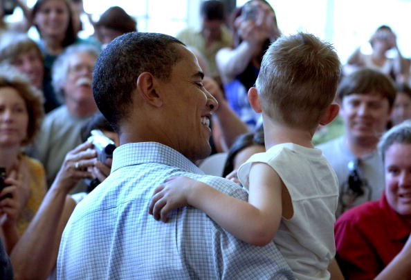 Oregon - US State「Barack Obama Campaigns Throughout Oregon Ahead Of State's Primary」:写真・画像(16)[壁紙.com]