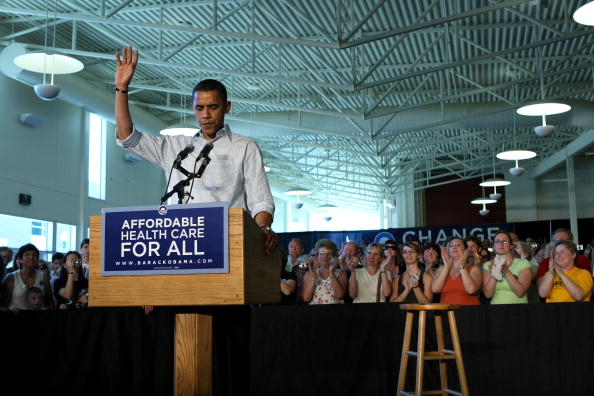Oregon - US State「Barack Obama Campaigns Throughout Oregon Ahead Of State's Primary」:写真・画像(3)[壁紙.com]