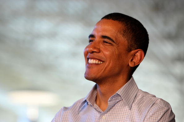 Oregon - US State「Barack Obama Campaigns Throughout Oregon Ahead Of State's Primary」:写真・画像(11)[壁紙.com]