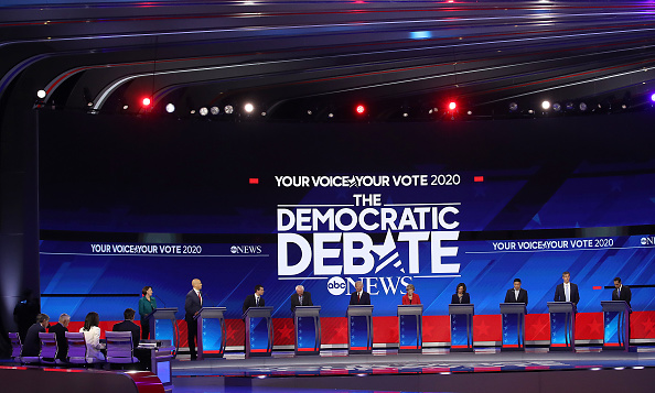Texas Southern University「Democratic Presidential Candidates Participate In Third Debate In Houston」:写真・画像(11)[壁紙.com]